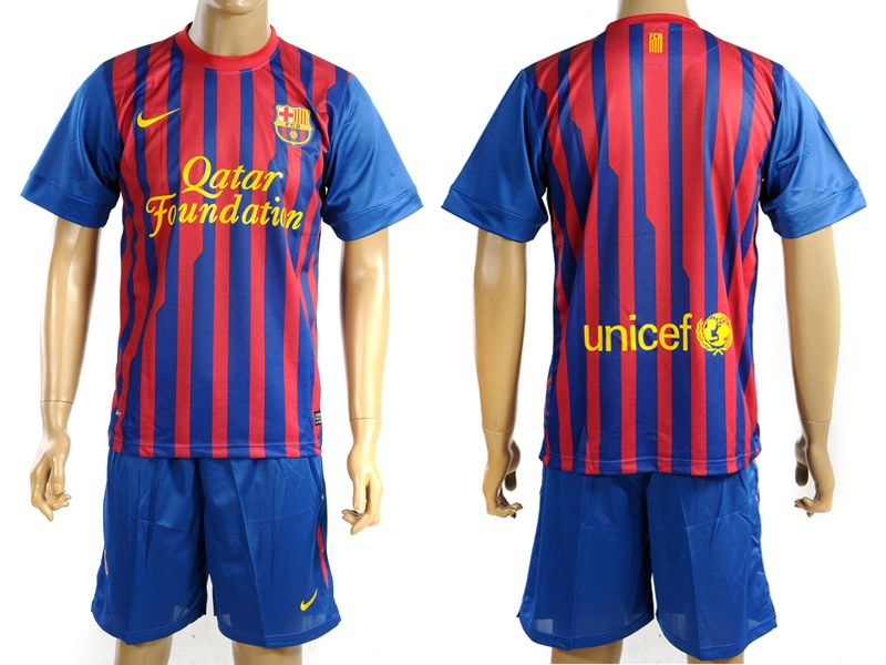 Barcelona-11-12-Home-Soccer-Jersey-and-Shorts-4622-76885